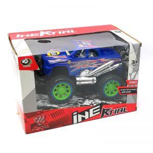 Camioneta Friccion Inertial