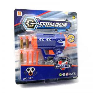 Pistola Con Dardos Elite Shooting