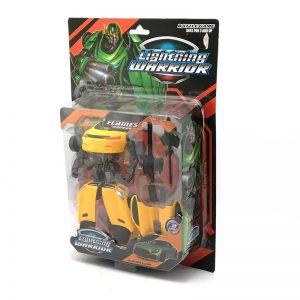Transformer Warrior