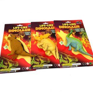 Dinosaurio Goma Soft chico
