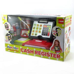Caja Registradora Con Balanza y Scanner