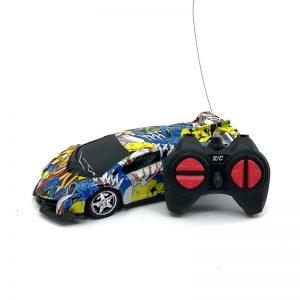 Auto Control Remoto Graffitti Lamborghini