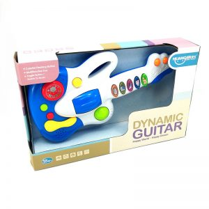 Guitarra Musical con luz