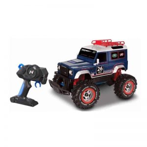 Nikko R/c 4c Land Rover Defender
