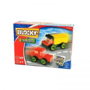 Blocky Vehiculos 1 50u