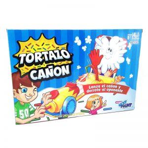 Tortazo (pastelazo) Cañon