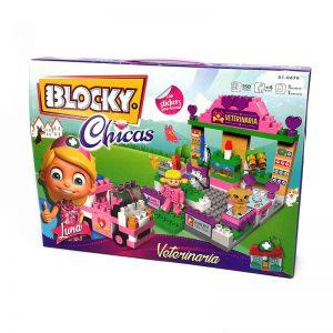 Blocky Chicas Veterinaria 150 Piezas