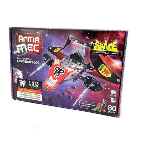 Armamec Space Warior 80 Piezas