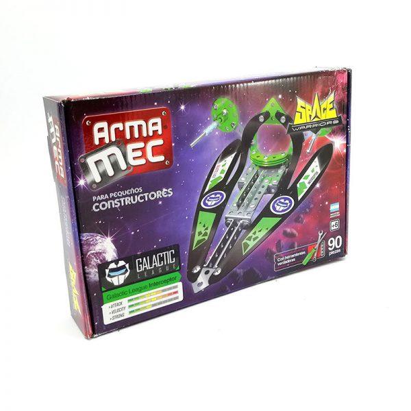 Armamec Space Warior 90 Piezas