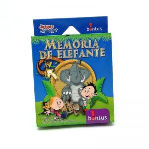 Bontus Cartas Memoria De Elefante