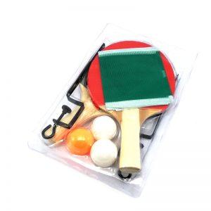 Paleta Ping Pong x2 con red