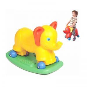 Vegui Elefante Trompita con Mecedor