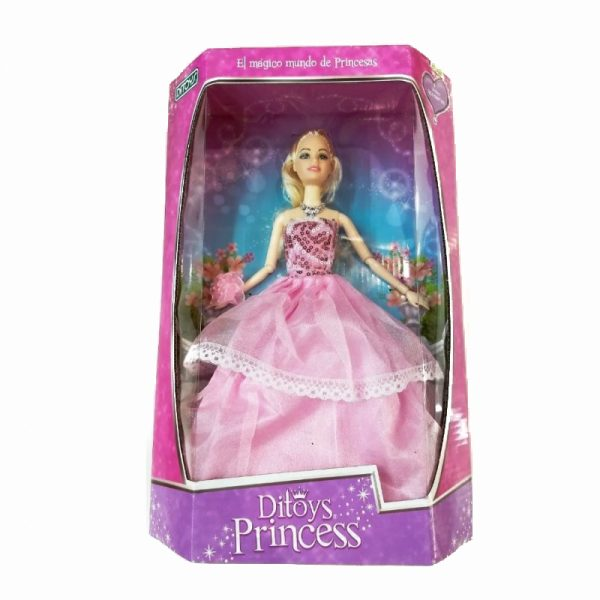 Ditoys Muñeca Princesa