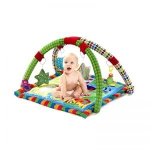 Gimnasio Bebe Soft Baby New Plast Zoo