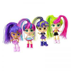 Muñeca Curli Girls