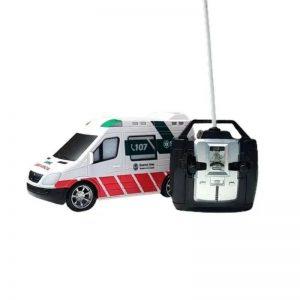 Ambulancia Radio Control SAME