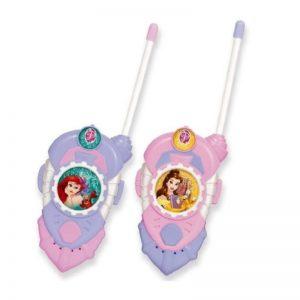 Walkie Talkie Princesas